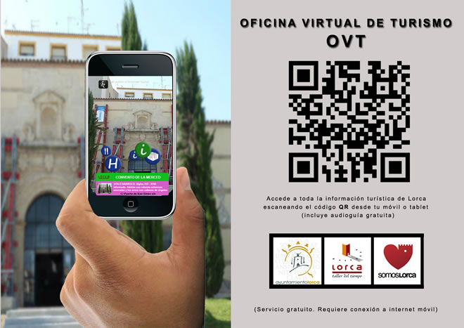 Aplicaci n layar realidad aumentada for Oficina virtual medio rural