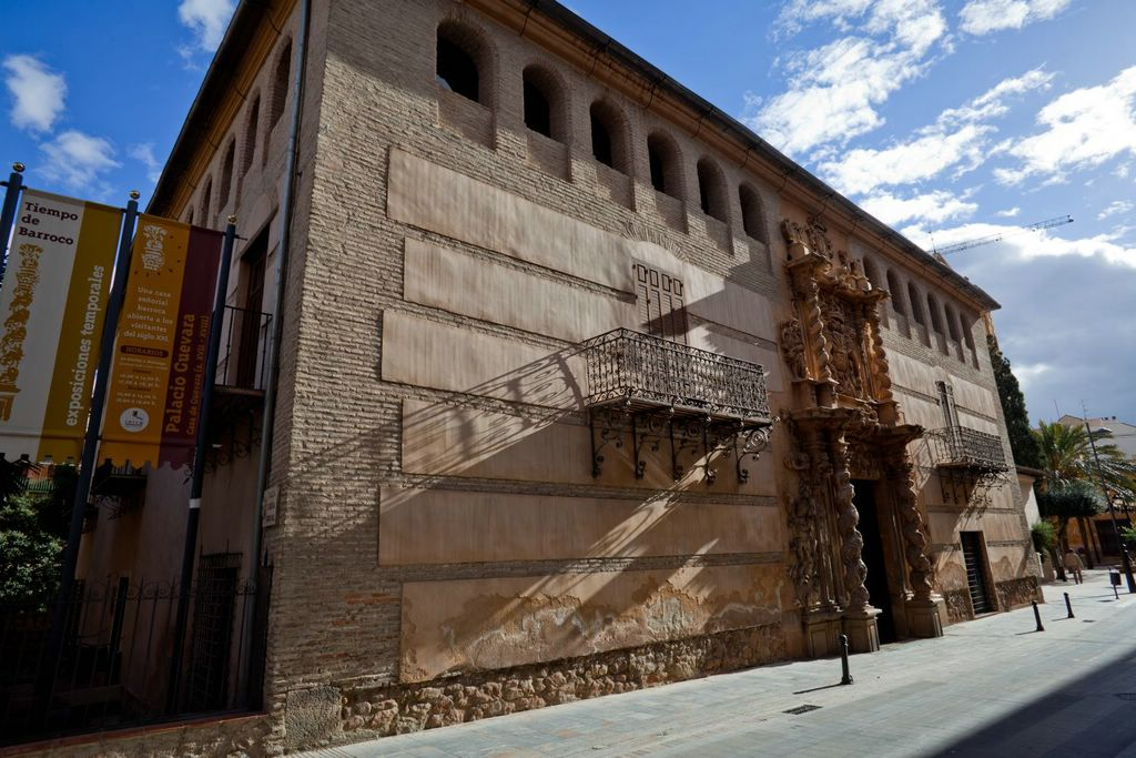 Foto de PALACIO DE GUEVARA. S. XVII - XVIII